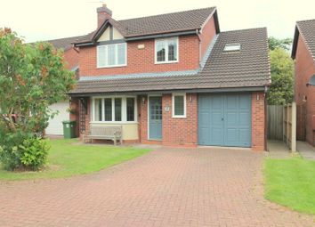 Thumbnail 4 bed detached house to rent in Thomas Avenue, Stone