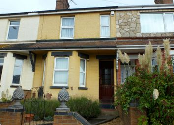 Thumbnail 3 bed terraced house to rent in Sterte Road, Poole