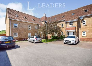 Thumbnail 1 bed flat to rent in Caddow Road, Norwich