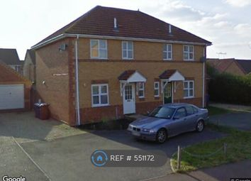 Thumbnail 3 bed semi-detached house to rent in Briscoe Way, Lakenheath