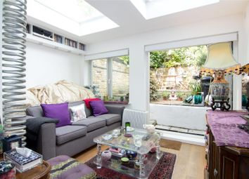 Thumbnail 1 bed flat for sale in Chesson Road, West Brompton, Fulham, London