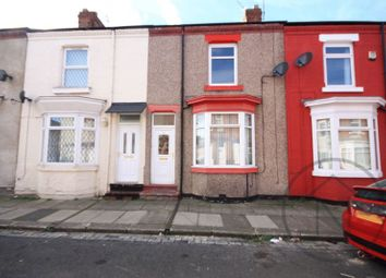 Thumbnail 2 bed terraced house to rent in Bartlett Street, Denes, Darlington