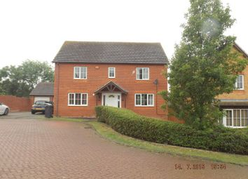 Thumbnail Detached house to rent in Coniston Close, Higham Ferrers, Rushden