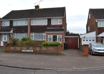 Thumbnail 3 bed semi-detached house for sale in Pleydell Close, Weeford Estate, Coventry, West Midlands