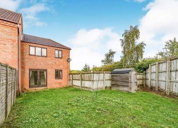 Thumbnail 2 bed end terrace house for sale in Babington Close, Middleton, Milton Keynes, Buckinghamshire