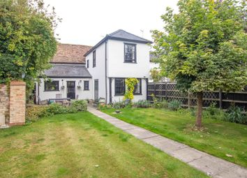 The Grip, Linton, Cambridgeshire CB21. 4 bed semi-detached house for sale