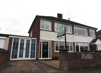 Thumbnail 3 bed semi-detached house to rent in Elm Road, Kirkby Row, Kirkby