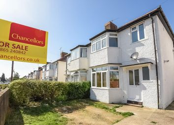 Thumbnail 3 bed semi-detached house for sale in Phipps Road, Oxford OX4,