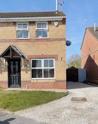 Thumbnail 3 bed semi-detached house for sale in Vincent Road, Scartho Top, Grimsby