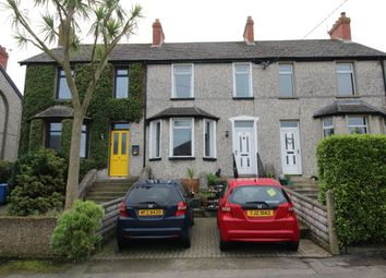 Thumbnail 3 bedroom terraced house for sale in Grove Park, Bangor