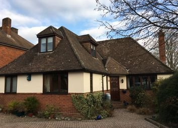 Thumbnail 4 bed detached house for sale in Rownhams Lane, Rownhams, Southampton