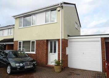 Thumbnail 3 bedroom link-detached house for sale in Galloway Close, Barwell, Leicester