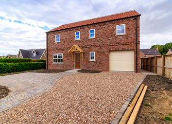 Thumbnail 5 bed detached house for sale in York Road, Barlby, Selby