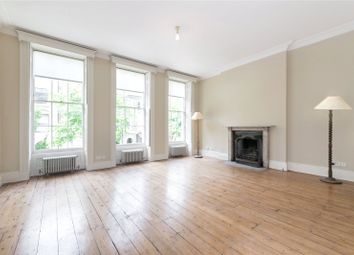 Thumbnail 4 bed terraced house to rent in Doughty Street, Bloomsbury, Covent Garden, London