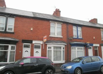 Thumbnail 2 bed terraced house to rent in Alfred Street, Redcar