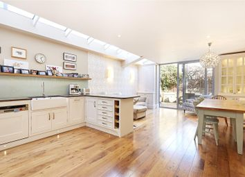 Thumbnail 4 bed terraced house for sale in Eddiscombe Road, Parsons Green, London