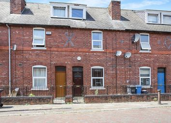 Thumbnail 3 bed terraced house to rent in Cromford Street, Sheffield