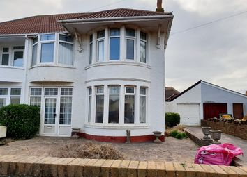 Thumbnail 3 bed semi-detached house for sale in Victoria Avenue, Porthcawl