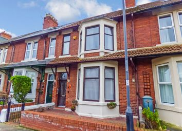 Thumbnail 5 bed terraced house for sale in Percy Avenue, North Shields