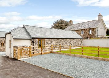 Thumbnail 2 bed barn conversion for sale in Warracott Farm Barns, Chillaton, Lifton, Devon