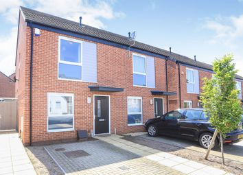 Thumbnail 2 bed semi-detached house for sale in Sorbus Street, Bilston
