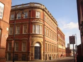 2 bed flat to rent in Wimbledon House, Wimbledon Street, City Centre, Leicester LE1
