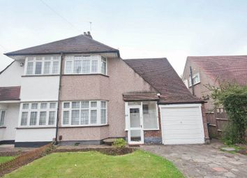 Thumbnail 3 bed semi-detached house for sale in Central Avenue, Pinner, Middlesex