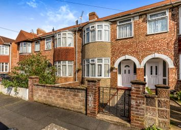 Thumbnail 3 bed terraced house for sale in Bramber Road, Elson, Gosport