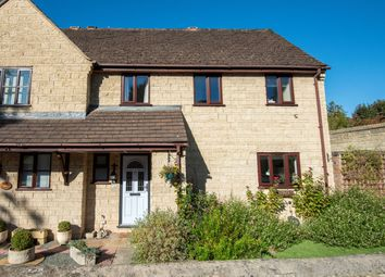 Thumbnail 3 bed end terrace house for sale in Millpond End, North Woodchester, Stroud