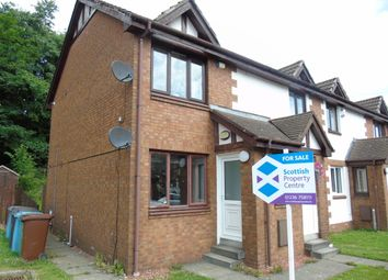 Thumbnail 2 bed flat for sale in Ardfern Road, Moffat Mills, Airdrie, North Lanarkshire