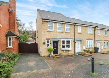 Thumbnail 3 bed end terrace house for sale in Brickbarns, Great Leighs, Chelmsford
