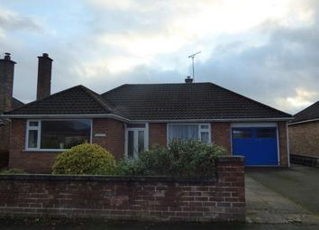Thumbnail 2 bedroom bungalow for sale in Sandylands Crescent, Church Lawton, Cheshire