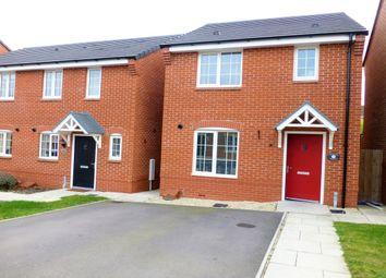 Thumbnail 3 bedroom detached house for sale in Banks Road, Badsey, Evesham