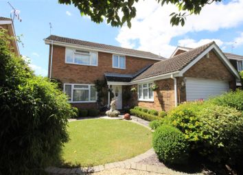 Thumbnail 4 bed detached house for sale in Retingham Way, Kingsdown Park, Swindon
