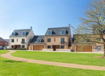 Thumbnail 5 bed detached house for sale in Consort Avenue, Trumpington, Cambridge
