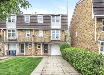 Thumbnail 3 bedroom end terrace house for sale in Westbury Lodge Close, Pinner, Middlesex