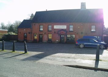 Thumbnail Pub/bar for sale in The Street, Walsham Le Willows