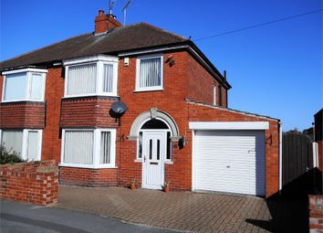 Thumbnail 3 bed semi-detached house for sale in Mount Avenue, Worksop, Nottinghamshire
