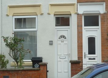 Thumbnail 2 bed terraced house to rent in Oban Street, Off Fosse Road, Leicester