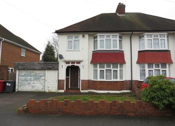 Thumbnail 3 bed semi-detached house for sale in Marlborough Road, Langley, Slough