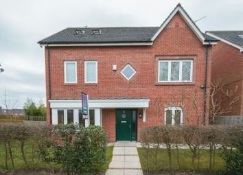 Thumbnail 4 bed detached house for sale in Robin Road, West Timperley, Altrincham