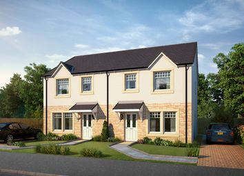 Thumbnail 3 bed semi-detached house for sale in The Kinkell, Levenbank Drive, Leven, Fife
