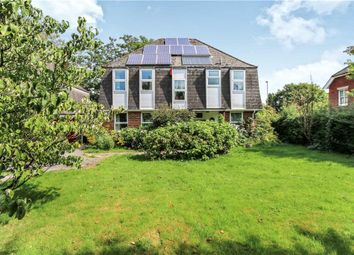 Thumbnail 4 bed detached house for sale in The Harrage, Romsey, Hampshire