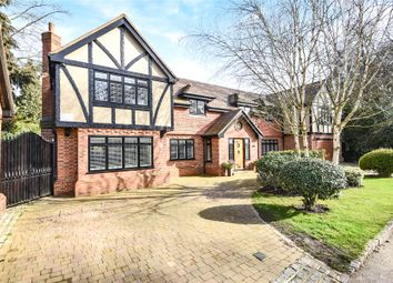 Thumbnail 5 bedroom detached house for sale in Forest Drive, Keston Park