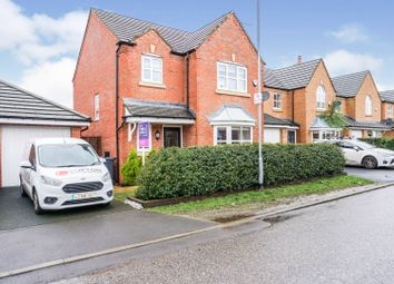3 bed detached house for sale in Edgewater Place, Warrington WA4