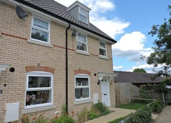 Thumbnail 3 bed terraced house for sale in 188 Dobede Way, Soham