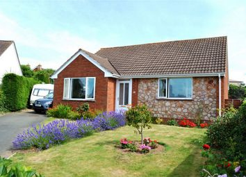 Thumbnail 2 bed detached bungalow for sale in Heatherdale, Exmouth, Devon