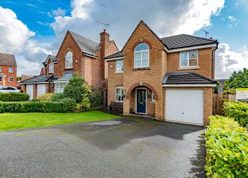 Thumbnail 4 bed detached house for sale in Colliers Grove, Atherton, Manchester