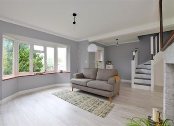 Thumbnail 3 bedroom detached house for sale in Western Road, Crowborough, East Sussex