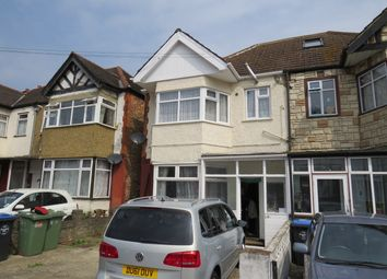 Thumbnail 1 bed flat to rent in Bowrons Avenue, Wembley
